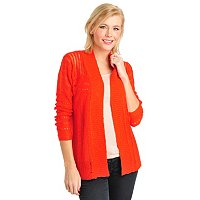 Kate & Mallory Open Stitch Cardigan