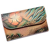 Anuschka Threefold Wallet