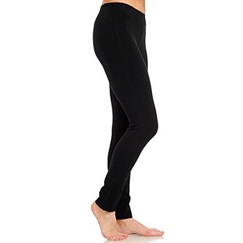 711-131 - Kate & Mallory Elastic Waist Stretch Knit Leggings