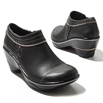 711-363 - Jambu Leather ''Beijing'' Shoe Boots