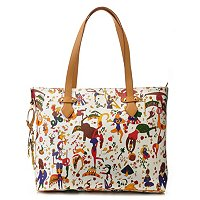 Piero Guidi Large Tote w/ Zip