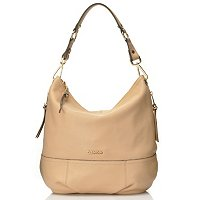 CALVIN KLEIN LEATHER HOBO