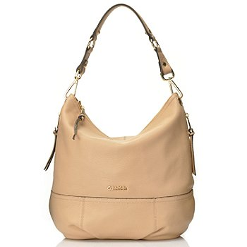 711-691 - Calvin Klein Handbags Pebbled Leather Hobo
