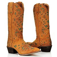 Laredo Miranda Cut Out Western Boot
