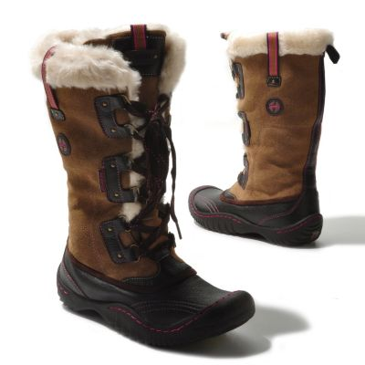 "711-820 - Jambu Suede Leather ""Nomad"" Water Resistant Boots"