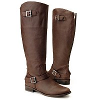 Coconuts by Matisse Plaza Double Buckle Boots