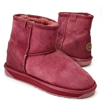 711-942 - EMU® Sheepskin ''Stinger Mini'' Ankle Boots