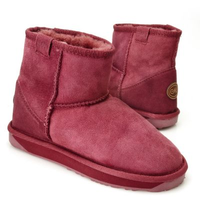 "711-942 - EMU® Sheepskin ""Stinger Mini"" Ankle Boots"