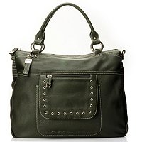 "BUXTON ""RIMINI"" Leather Shopper Tote"