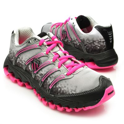 "712-051 - K-Swiss® Women's ""Tubes™ Run 100"" Digital Design Running Shoes"