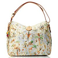 Piero Guidi Leather Magic Circus Cherie Collection Hobo
