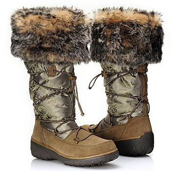 712-113 - Cougar® Footwear Waterproof ''Ravishing'' Faux Fur Cuffed Cold Weather Boots