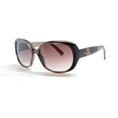 712-397 - Giorgio Armani 909 0YUH Brown Shaded Spie Unisex Designer Sunglasses