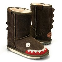EMU Kid's Little Creatures Croc Boots