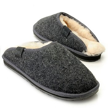 712-406 - EMU® Men's Sheepskin & Wool ''Brookhill'' Slippers