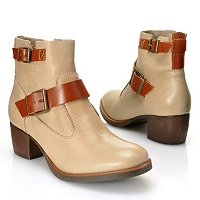 Matisse Hopper Double Buckle Short Boots