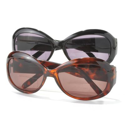 712-596 - Art Wear Set of Two Brown & Black Bifocal Sun Readers