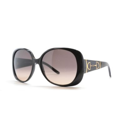713-687 - Gucci Women's Black Designer Sunglasses