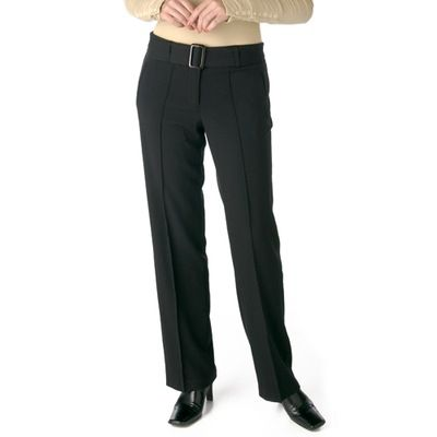 ABsolved Belted Pant. BLACK $ 19.99