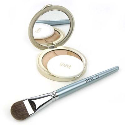 Senna Slipcover Foundation Duo. LIGHT, TAN, MEDIUM $ 40.00