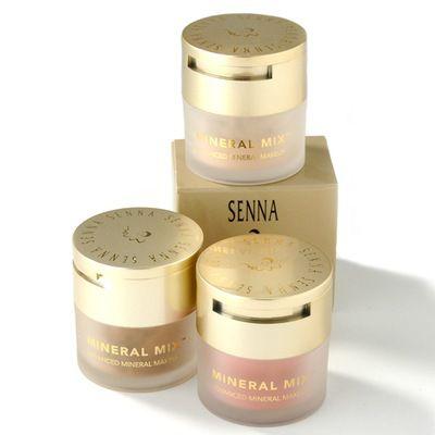 Senna Mineral Mix Total Look. FAIR, LIGHT, MEDIUM, DARK, EXPRESSO $ 60.00