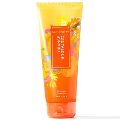 Fruits & Passion Fruity Shower Gel. PEAR PEONY, GRAPEFRUIT GUAVA, ORANGE CANTALOUP $ 23.00