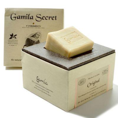 Gamila Secret Handcrafted Soap. ORIGINAL, SPEARMINT, LAVENDER $ 31.50