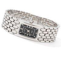 Croton Women's Diamond Rectangular Bracelet Watch EUR 0.00