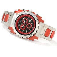 Croton Men's Duratron Chronograph Aluminum & Stainless Steel Watch $ 119.82