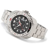Croton Men's Aquamatic Quartz Stainless Steel Watch $ 57.83