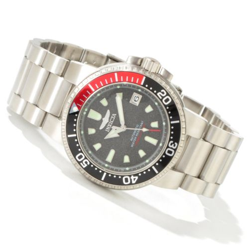 8 9 invicta scuba pro diver automatic in stainless steel