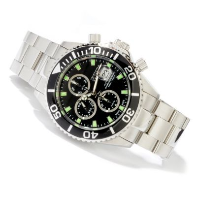 7 24 invicta reserve pro diver w 7750 is ttv on shopnbc