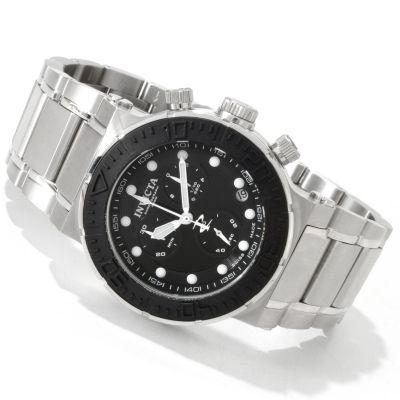 Invicta Reserve Men's Ocean Reef Elite Swiss Quartz Chronograph Stainless Steel Bracelet Watch