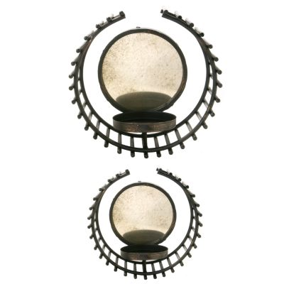 Burlington Candle Wall Sconces - Set of 2 $ 26.82