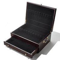 Finally found a storage chest for my grandma's flatware