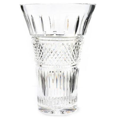 Waterford Crystal Irish Lace 10' Vase. $ 275.00