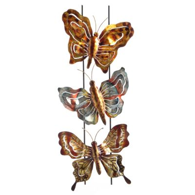 Joyful Butterfly Wall Plaque. $ 35.25