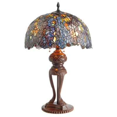 Zurina Laburnum & Wisteria Table Lamp. $ 286.00