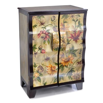 31.75' Luna's Hand Painted Cabinet. $ 165.25