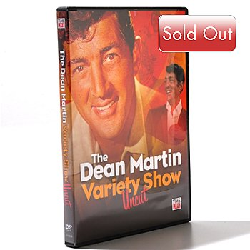 000-651 - The Dean Martin Variety Show Uncut 3-Disc Set