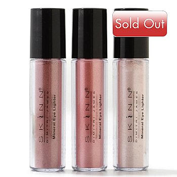 301-054 - Skinn Cosmetics Roll-On Mineral EyeLighter Three-Pack