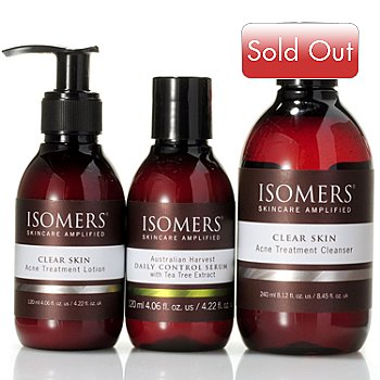 301-137 - ISOMERS Three-Step Solution for Problematic Skin