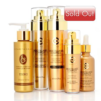 301-251 - Elizabeth Grant Five-Piece Biocollasis Anti- Aging Collection
