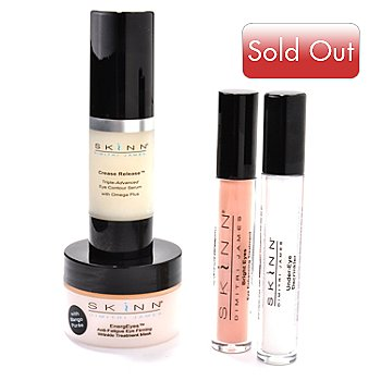301-255 - Skinn Cosmetics Four-Piece Instant Eye Transforming Set