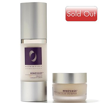 301-310 - Osmotics Cosmeceuticals Renovage Serum & Eye Duo