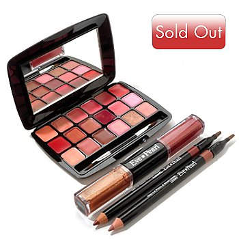 301-381 - EVE PEARL Cosmetics Four-Piece Ultimate Lip Kit