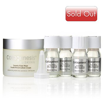 302-621 - Skinn Cosmetics Collagenesis Global Anti- Aging Initiative 2 Piece System