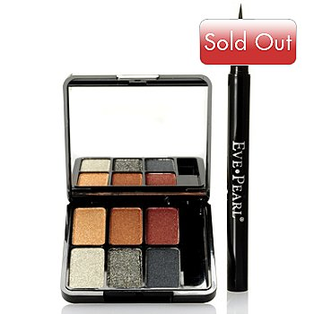 303-989 - EVE PEARL® Cosmetics Two-Piece Diamond Eyes Collection