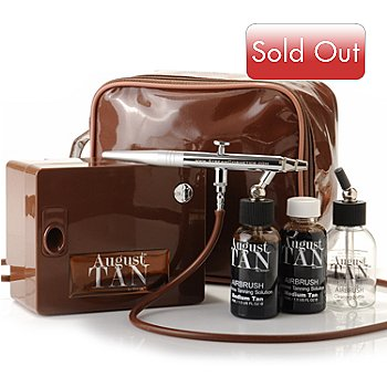304-014 - August™ Tan by Stream™ Airbrush Tanning System
