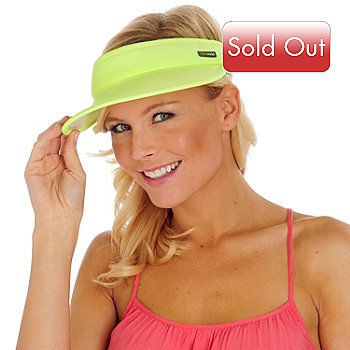 304-038 - SunSoul Anti-Aging Light Therapy Sun Visor